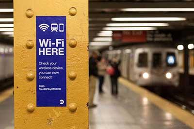 Riesgo al conectarse a WiFi público gratuito
