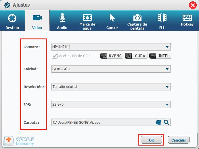descargar peliculas netflix con renee video editor pro